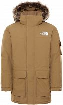 Куртка мужская The North Face Recycled Mcmurdo Utility Brown
