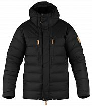 Куртка мужская Fjallraven Keb Expedition Down Black