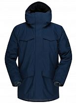 Парка мужская Norrona Oslo Gore-Tex Thermo300 Indigo Night