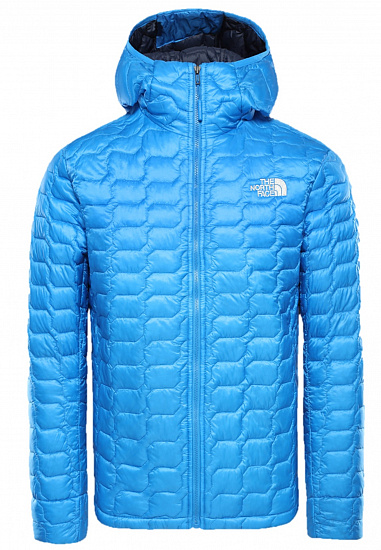 Куртка мужская The North Face Thermoball Hoody Bomber Blue