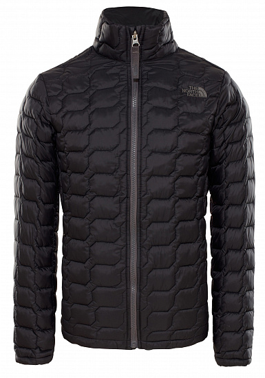 Куртка детская The North Face Thermoball Full Zip TNF Black