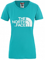 Футболка женская The North Face SS Easy Jaiden Green