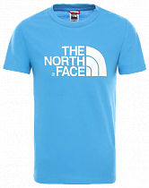 Футболка детская The North Face SS Easy Clear Lake Blue