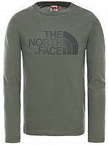 Футболка детская The North Face Easy LS Thyme