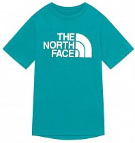 Футболка детская The North Face SS Rexion 2.0 Fanfare Green Heather