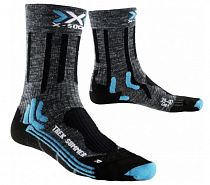 Носки женские X-Socks Trekking Summer Antracite/Black