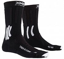 Носки X-Socks Trek X Comf Opal Black/Arctic White