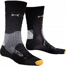 Носки X-Socks Trekking Mountain Extra Warm Mid Black