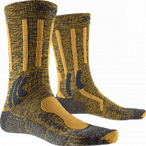 Носки X-Socks Trek X Merino Charcoal Mais Melange/Grey