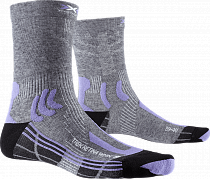 Носки X-Socks Trek Retina Grey Multi Melange/Dust