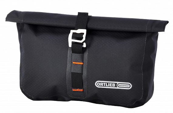 Велосумка Ortlieb Accessory-Pack 3,5 Black Matt - Фото 1 большая