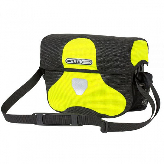 Сумка Ortlieb Ultimate Six High Visibility 7 Neon Yellow/Black Reflective