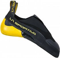Скальные туфли La Sportiva Cobra 4.99 Black/Yellow