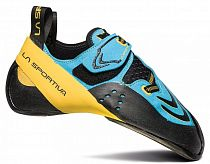 Скальные туфли La Sportiva Futura Blue/Yellow