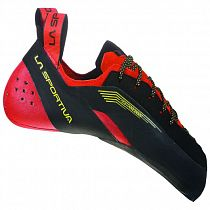 Скальные туфли La Sportiva Testarossa Red/Black