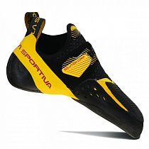 Скальные туфли La Sportiva Solution Comp Black/Yellow