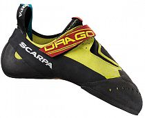 Скальные туфли Scarpa Drago Yellow