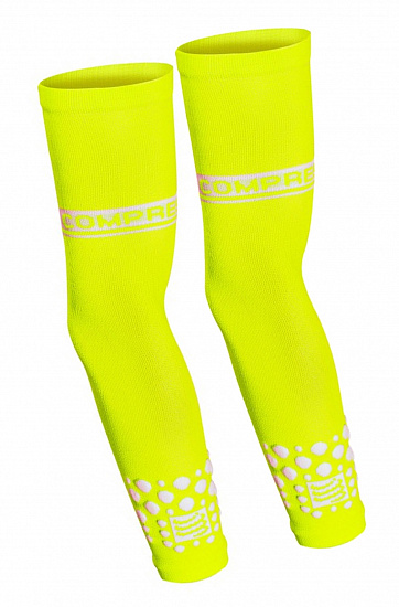 Рукава Compressport ArmForce Fluo Желтый