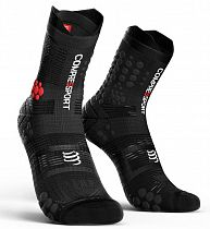 Носки Compressport Racing Socks V3.0 Trail Smart Black