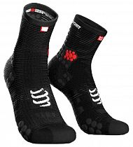 Носки Compressport Racing V3.0 Run Hi Smart Black