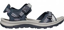 Сандалии женские Keen Terradora II Open Toe Sandal Navy/Light Blue