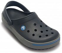 Сандалии Crocs Crocband II Charcoal/Light Grey