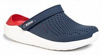 Сандалии Crocs LiteRide Clog Navy/Pepper