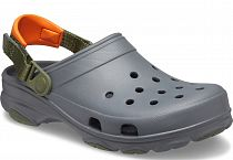 Сандалии Crocs Classic All Terrain Clog Slate Grey/Multi