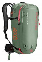 Лавинный рюкзак Ortovox Ascent 28S Avabag Kit with AVA-Unit Green Isar