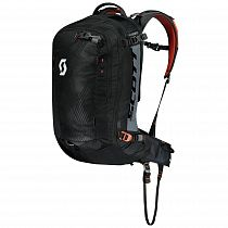 Лавинный рюкзак Scott Backcountry Guide AP 30 Black/Burnt Orange