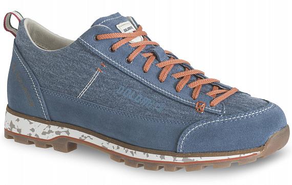 Ботинки мужские Dolomite 54 Anniversary Low Blue Navy - купить в магазине Спорт-Марафон с доставкой по России