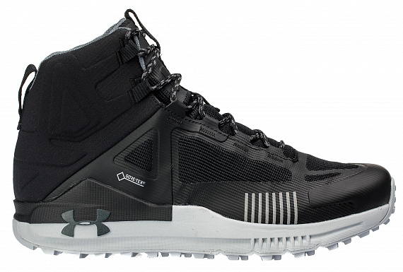 Ботинки мужские Under Armour Verge 2.0 Mid GTX Black/Mod Gray/Pitch Gray