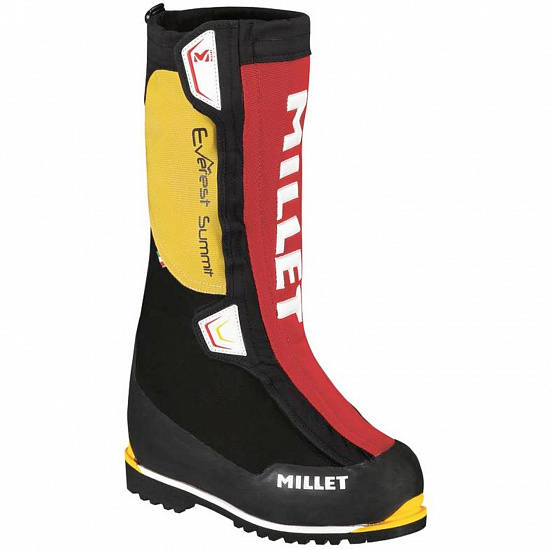 Ботинки мужские Millet Everest Summit GTX XL Jaune/Rouge