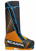 Ботинки Scarpa Phantom 8000 Black/Bright Orange