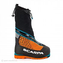 Ботинки Scarpa Phantom 8000 Black/Orange