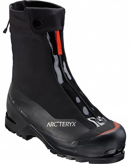 Ботинки мужские Arcteryx Acrux AR GTX Black/Black - купить в магазине Спорт-Марафон с доставкой по России