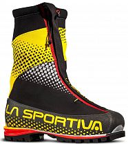 Ботинки La Sportiva G2 SM Black/Yellow