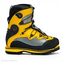 Ботинки La Sportiva Spantik Grey/Yellow