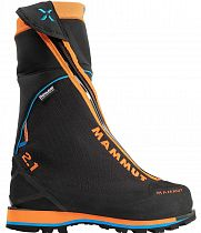 Ботинки мужские Mammut Nordwand 2.1 High Black/Sunrise