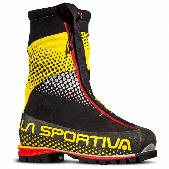 Ботинки La Sportiva G2 SM Black/Yellow - Фото 1 большая