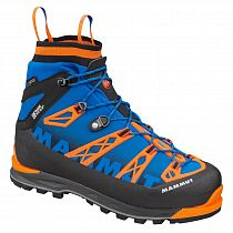 Ботинки мужские Mammut Nordwand Light Mid Gtx Ice/Black