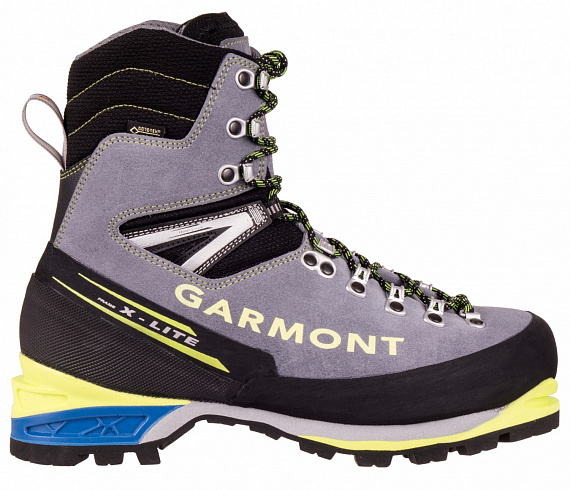 Ботинки мужские Garmont Mountain Guide Pro GTX Jeans - Фото 1 большая