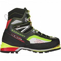 Ботинки Garmont Icon Plus GTX Black/Acid Green
