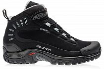 Ботинки мужские Salomon Deemax 3 TS WP Black/Black/Alloy