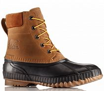 Ботинки мужские Sorel Cheyanne II Chipmunk/Black