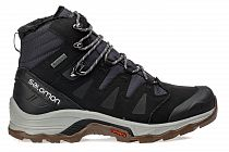 Ботинки мужские Salomon Quest Winter GTX Phantom/Black/Vapor Blue
