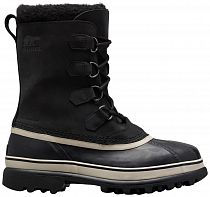 Ботинки мужские Sorel Caribou Black/Dark Stone