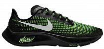 Кроссовки мужские Nike Air Zoom Pegasus 37 Black/Reflect Silver-Ghost Green