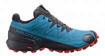 Кроссовки мужские Salomon Speedcross 5 Gtx Hawaiian Ocea