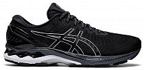 Кроссовки мужские ASICS Gel-Kayano 27 Wide Black/Pure Silver